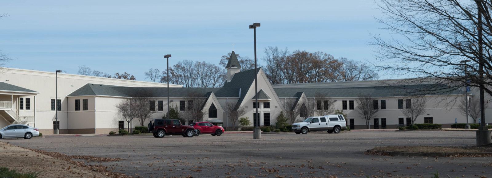 Jim West Central Church Photo