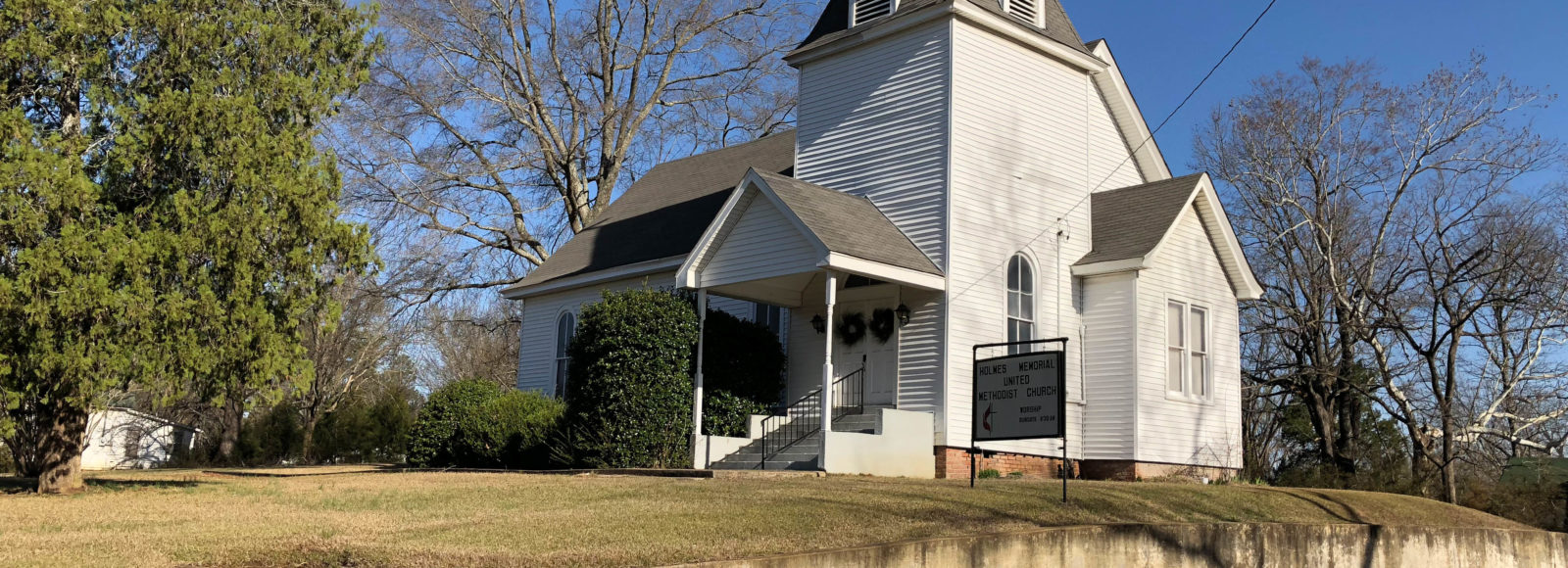 jim west collierville historic church Hickory Valley