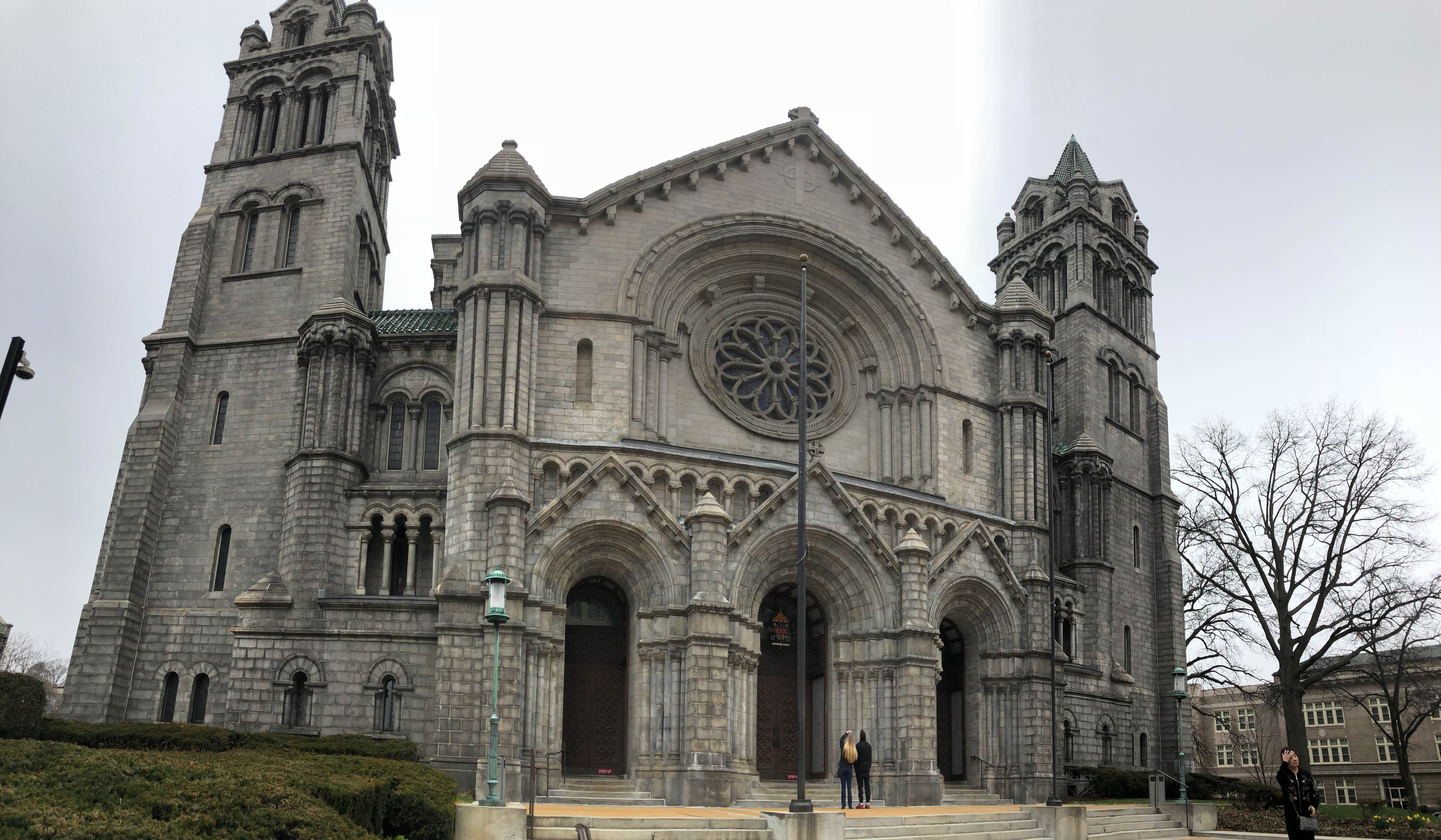 cathedral basilica of louis